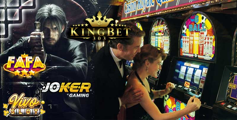 Agen Joker Game Slot Online Teraman Di Sini Anti Mainstream